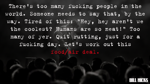 Bill Hicks - Food/Air Deal